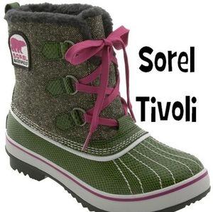 Sorel Tivoli boots